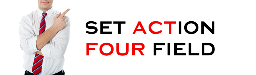SET ACTION FOUR FIELD